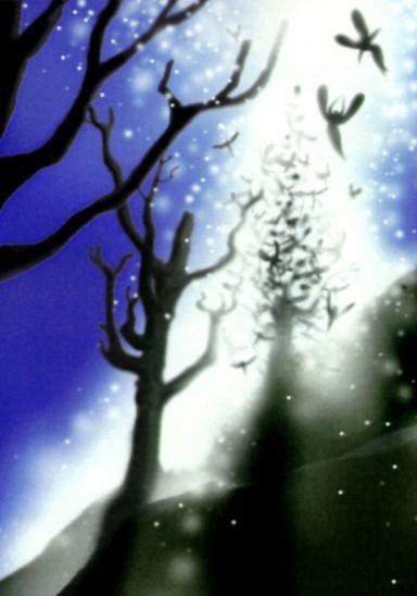 faerie faerie blue