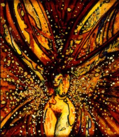 gold faerie