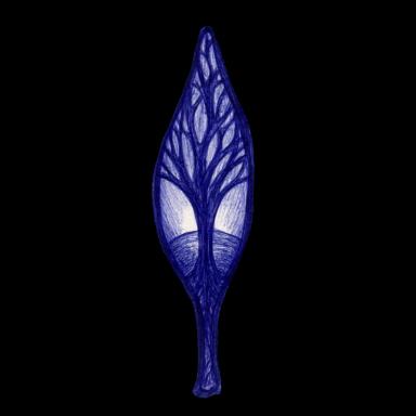 leaf blue 2014 03 21