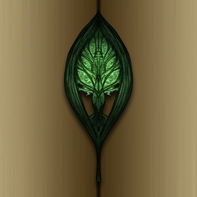 leaf tree blue 2014 03 09 b rightflect green
