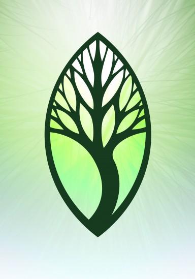 poster leaf var1