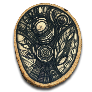 tree black on wood 2016 00 00 00 00